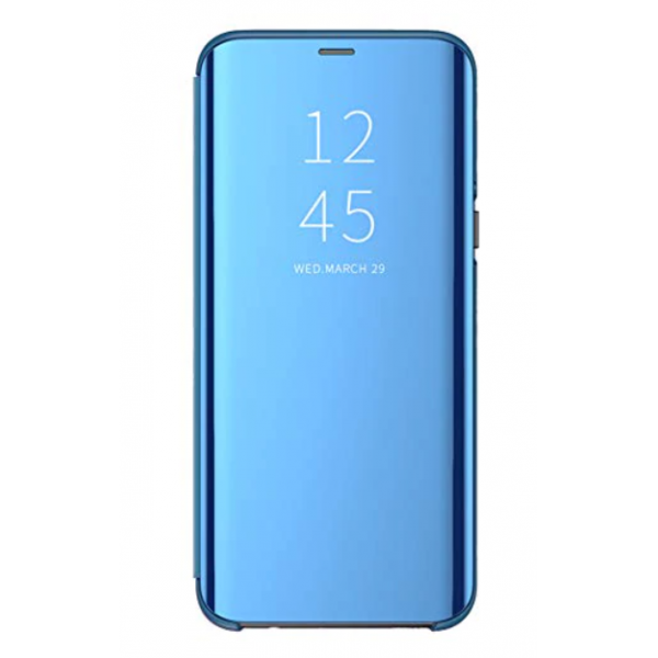 Husa Tip Carte S View Pentru Xiaomi Mi Note 10 Lite Albastru imagine itelmobile.ro 2021