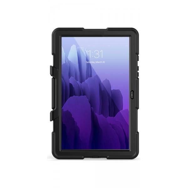 Husa Tableta Survive 360 Grade Pentru Samsung Galaxy Tab A7 10,4inch , T500 / T505 Negru imagine itelmobile.ro 2021