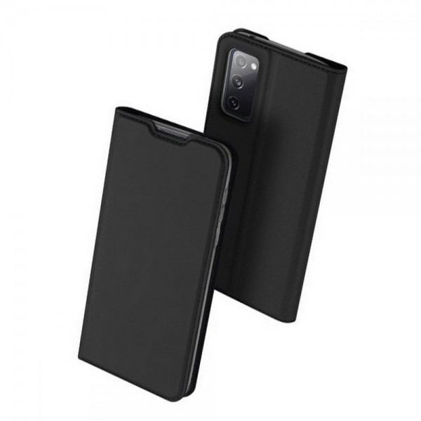 Husa Flip Cover Premium Duxducis Skinpro Samsung Galaxy S20 Fe, Negru imagine itelmobile.ro 2021