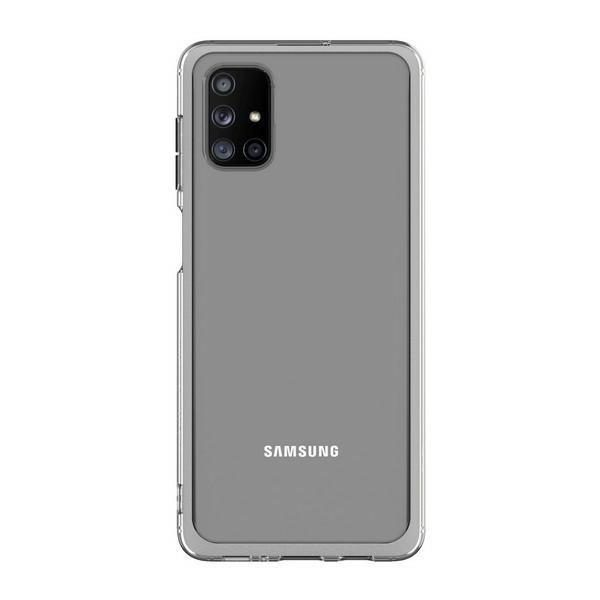 Husa Spate Araree Samsung Pentru Samsung Galaxy M51 ,silicon Antishock Transparent imagine itelmobile.ro 2021