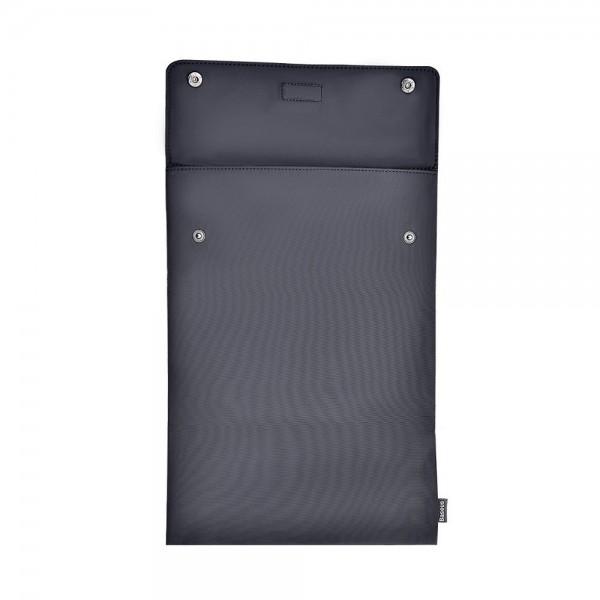 Husa Baseus Folding Pentru Laptop / Macbook 13inch, Negru - Lbzd-a0g imagine itelmobile.ro 2021