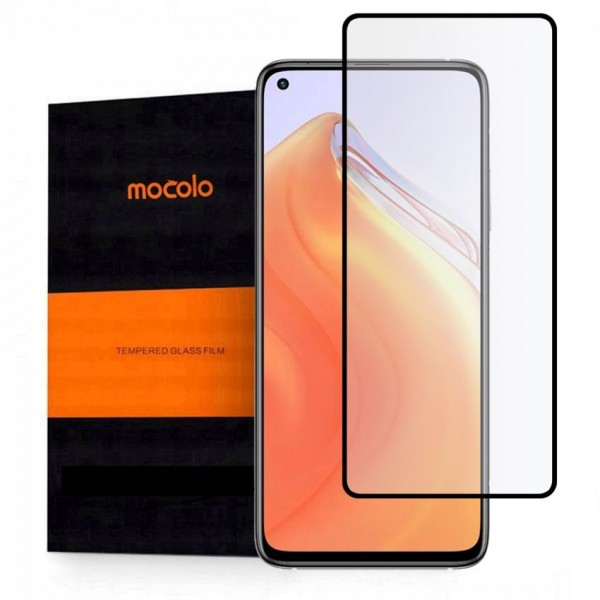 Folie Sticla Full Cover Full Glue Mocolo Xiaomi Mi 10t /mi 10t Pro ,cu Adeziv Pe Toata Suprafata Foliei Neagra imagine itelmobile.ro 2021