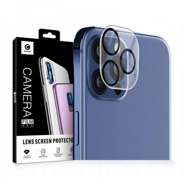 Folie Camera Premium Mocolo Pentru iPhone 12 Pro Max ,transparenta imagine itelmobile.ro 2021