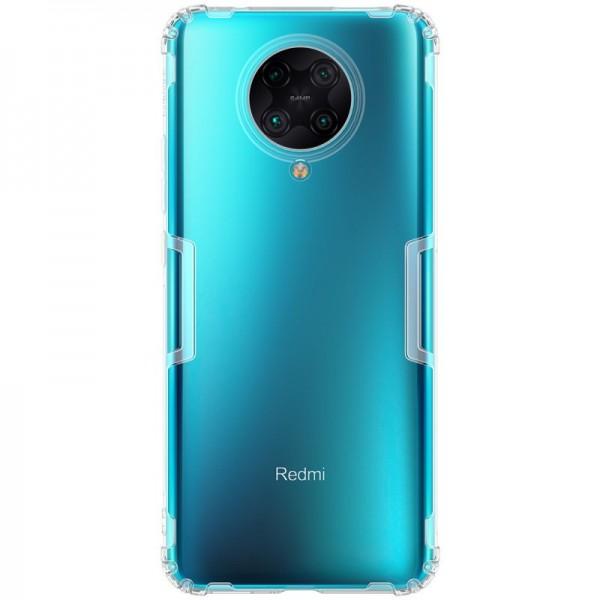 Husa Slim Premium Nillkin Nature Xiaomi Poco F2 Pro , Transparenta imagine itelmobile.ro 2021