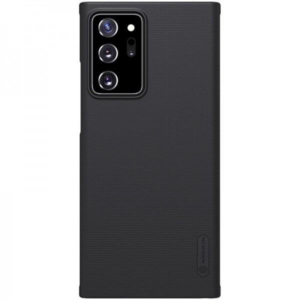 Husa Spate Premium Nillkin Frosted Pentru Samsung Galaxy Note 20 Ultra -negru ,cu Stand Inclus imagine itelmobile.ro 2021