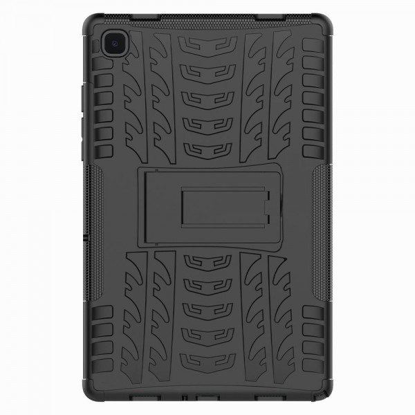 Husa Tableta Upzz Protect Armorlock Samsung Galaxy Tab A7 10.4inch Model T500 / T505, Negru imagine itelmobile.ro 2021