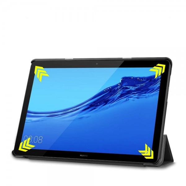 Husa Tableta Upzz Protect Smartcase Pentru Huawei Mediapad M5 Lite 10.1 Navy Albastru imagine itelmobile.ro 2021