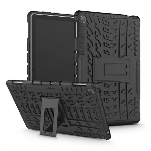 Husa Tableta Upzz Protect Armorlock Huawei Mediapad M5 Lite 10.1 Negru imagine itelmobile.ro 2021