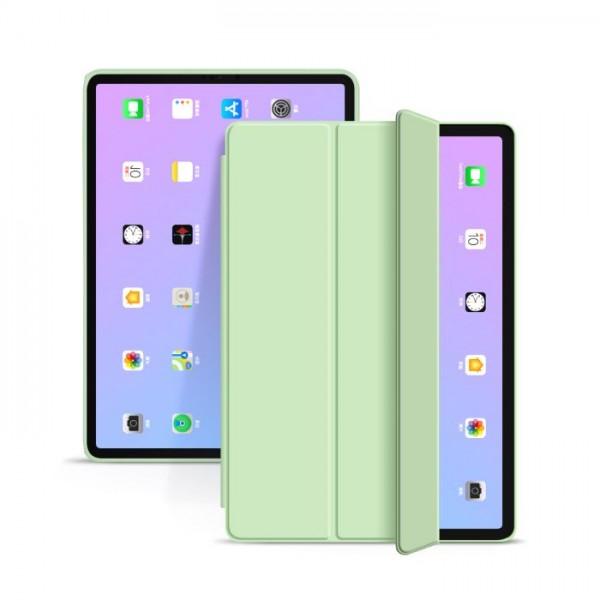Husa Upzz Tech Smartcase Ipad Air 4 2020 ,castus Verde imagine itelmobile.ro 2021