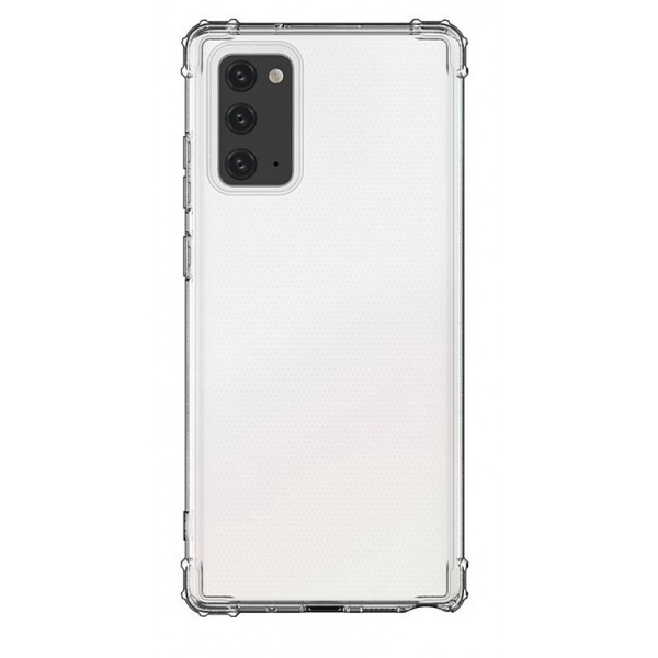 Husa Premium Upzz Woz Crystal Armor Samsung Galaxy Note 20, Transparenta Cu Tehnologie Air Cushion imagine itelmobile.ro 2021