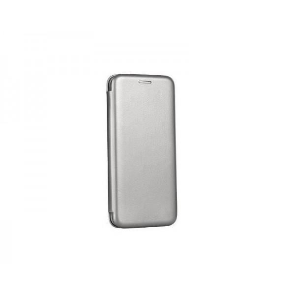 Husa Flip Carte Cu Magnet Lux Upzz Pentru Samsung Galaxy S20 Fe, Gri imagine itelmobile.ro 2021