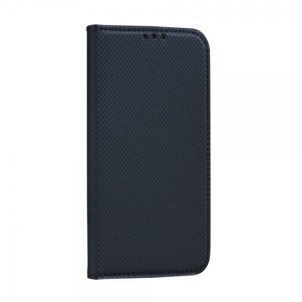 Husa Flip Cover Upzz Smart Case Pentru Huawei P40 Lite 5g, Negru imagine itelmobile.ro 2021