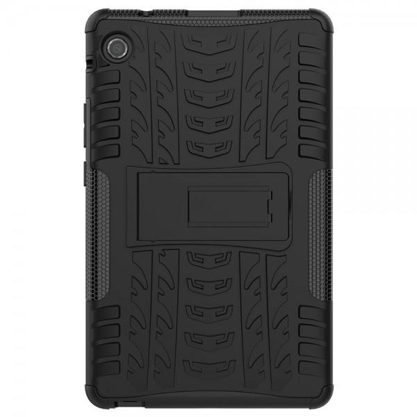 Husa Tableta Upzz Protect Armorlock Huawei Matepad T8 8.0inch, Negru imagine itelmobile.ro 2021