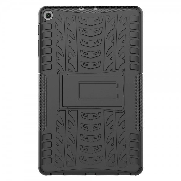Husa Tableta Upzz Protect Armorlock Samsung Galaxy Tab A 10.1, 2019, Model T510 / T510 Negru imagine itelmobile.ro 2021
