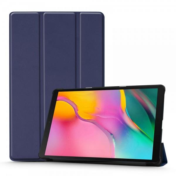 Husa Tableta Upzz Protect Smartcase Galaxy Tab A 10.1 2019 T510 / T515 Navy Albastru imagine itelmobile.ro 2021