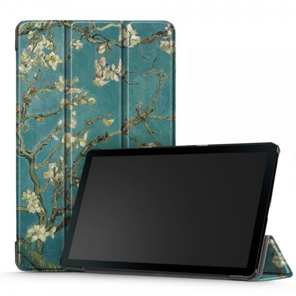 Husa Tableta Upzz Protect Smartcase Galaxy Tab A 10.1 2019 T510 / T515 Sakura imagine itelmobile.ro 2021
