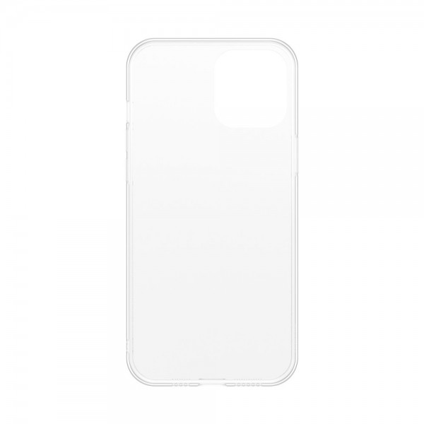Husa Premium Baseus Cu Spate Sticla Matta Si Rama Din Silicon Pentru iPhone 12 Mini Transparenta imagine itelmobile.ro 2021