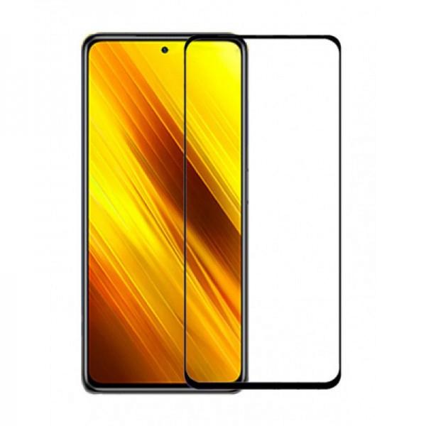 Folie Premium Tempered Glass Spigen Glass Fc Full Cover Xiaomi Poco X3 Nfc Transparenta Cu Margine Neagra imagine itelmobile.ro 2021