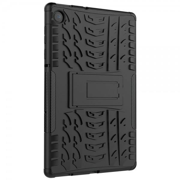 Husa Tableta Upzz Protect Armorlock Lenovo Tab M10 Plus 10.3inch, Negru imagine itelmobile.ro 2021
