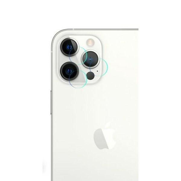 Set 4 Buc Folie Nano Glass Pentru Camera 3mk iPhone 12 Pro Max, Transparenta imagine itelmobile.ro 2021