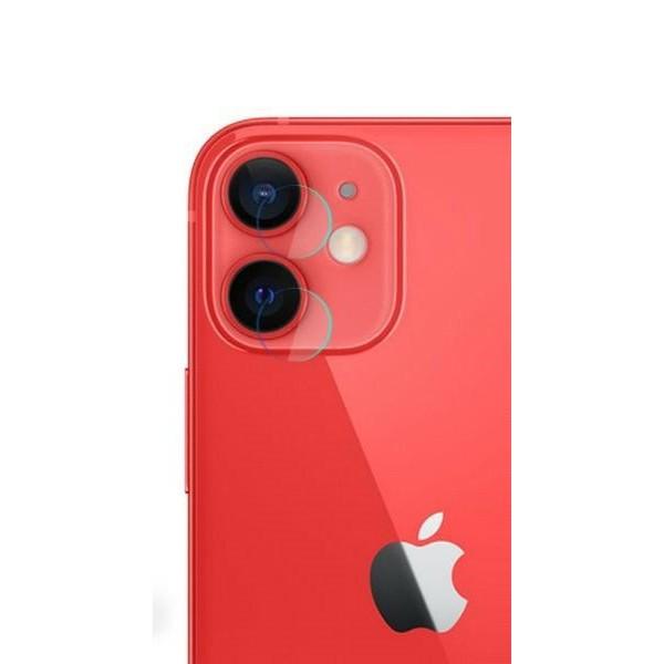 Set 4 Buc Folie Nano Glass Pentru Camera 3mk iPhone 12 Mini, Transparenta imagine itelmobile.ro 2021