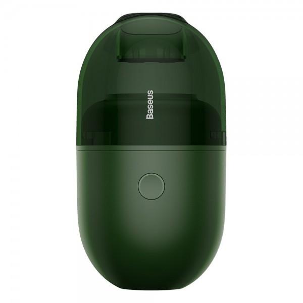 Aspirator Wireless Baseus Capsule Desktop C2 Mini -verde imagine itelmobile.ro 2021