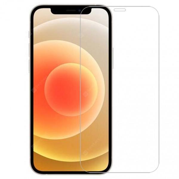 Folie Full Cover Full Glue Premium Esr Shield Pentru iPhone 12 Pro Max, Transparenta, 2 Buc Pachet imagine itelmobile.ro 2021