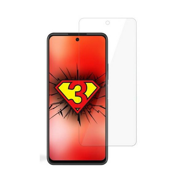 Folie Nano 3mk Flexible Glass Compatibil Cu Huawei P Smart 2021, Transparenta - Ultra Rezistenta imagine itelmobile.ro 2021