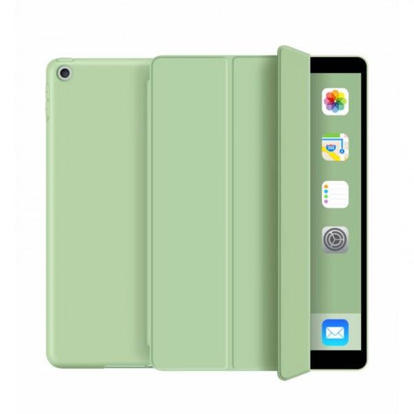Husa Upzz Tech Smartcase Ipad 7 / 8 10.2inch 2019 / 2020 Cactus Verde imagine itelmobile.ro 2021