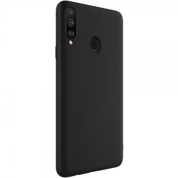 Husa Slim Silicon Upzz Pro Slim Samsung Galaxy A20s, Negru imagine itelmobile.ro 2021