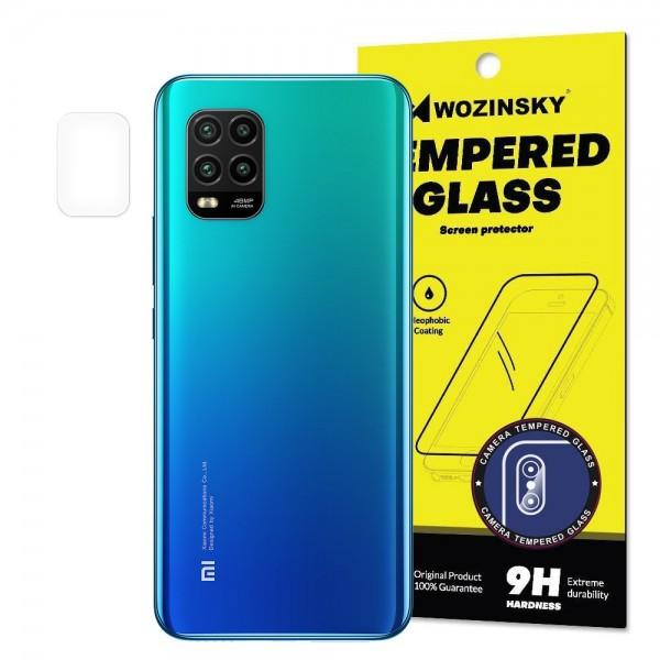 Folie Nano Glass Pentru Camera Wozinsky Xiaomi Mi 10 Lite, Transparenta imagine itelmobile.ro 2021