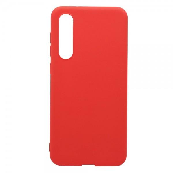 Husa Ultra Slim Upzz Slim Soft Pentru Xiaomi Redmi 9a ,1mm Grosime , Rosu imagine itelmobile.ro 2021