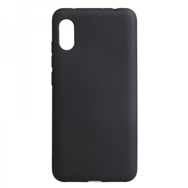 Husa Ultra Slim Upzz Slim Soft Pentru Xiaomi Redmi 9a ,1mm Grosime , Negru imagine itelmobile.ro 2021