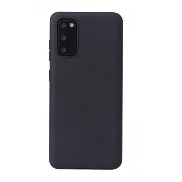 Husa Ultra Slim Beline Pentru Samsung Galaxy S20 Fe ,1mm Grosime , Negru imagine itelmobile.ro 2021