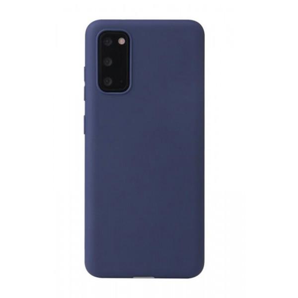 Husa Ultra Slim Upzz Pentru Oppo A52 / A72 ,1mm Grosime, Navy Albastru imagine itelmobile.ro 2021