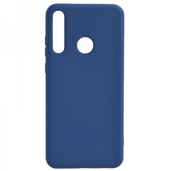 Husa Ultra Slim Upzz Pentru Samsung Galaxy A20s ,1mm Grosime, Navy Albastru imagine itelmobile.ro 2021