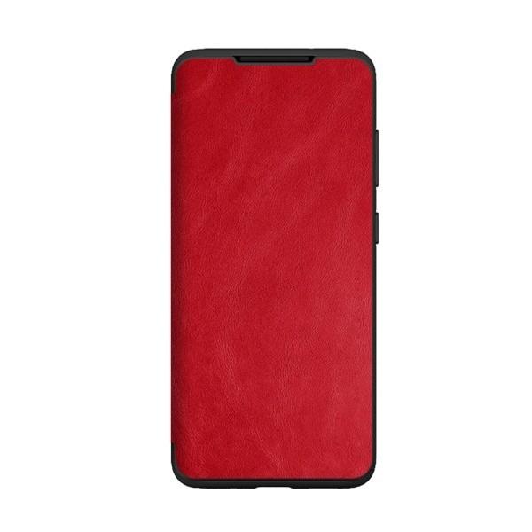 Husa Premium Flip Book Upzz Leather Samsung Galaxy S20 Fe, Piele Ecologica, Rosu imagine itelmobile.ro 2021