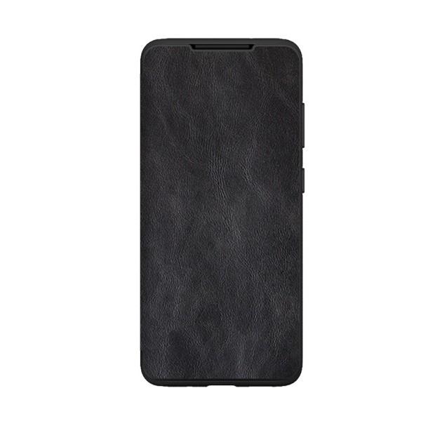 Husa Premium Flip Book Upzz Leather Samsung Galaxy S20 Fe, Piele Ecologica, Negru imagine itelmobile.ro 2021