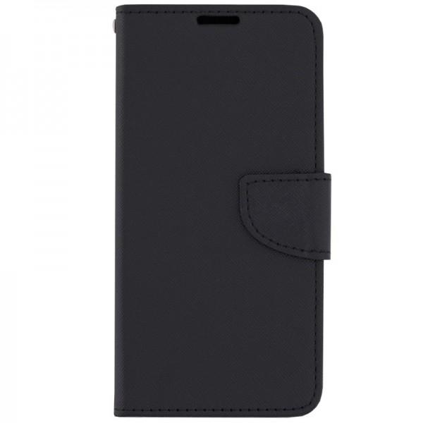 Husa Flip Carte Fancy Book Huawei P Smart 2021, Negru imagine itelmobile.ro 2021