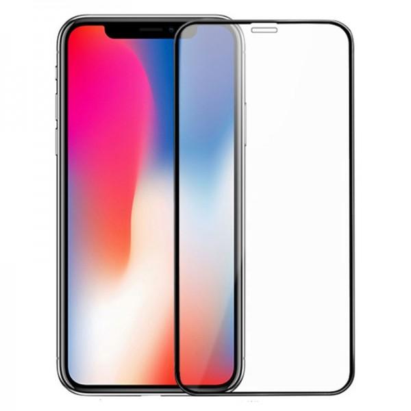 Folie Protectie Ecran Hybrid Upzz Ceramic Full Glue Pentru iPhone 11 Pro, Transparenta Cu Margine Neagra imagine itelmobile.ro 2021