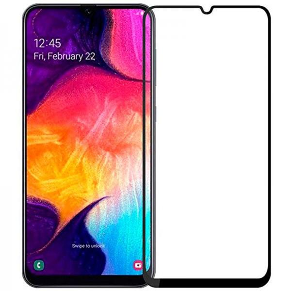 Folie Protectie Ecran Hybrid Upzz Ceramic Full Glue Pentru Samsung Galaxy A50, Transparenta Cu Margine Neagra imagine itelmobile.ro 2021