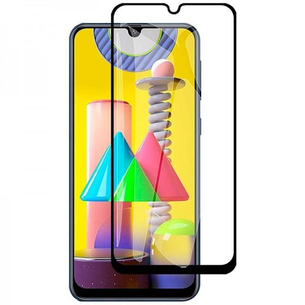 Folie Protectie Ecran Hybrid Upzz Ceramic Full Glue Pentru Samsung Galaxy M31s, Transparenta Cu Margine Neagra imagine itelmobile.ro 2021
