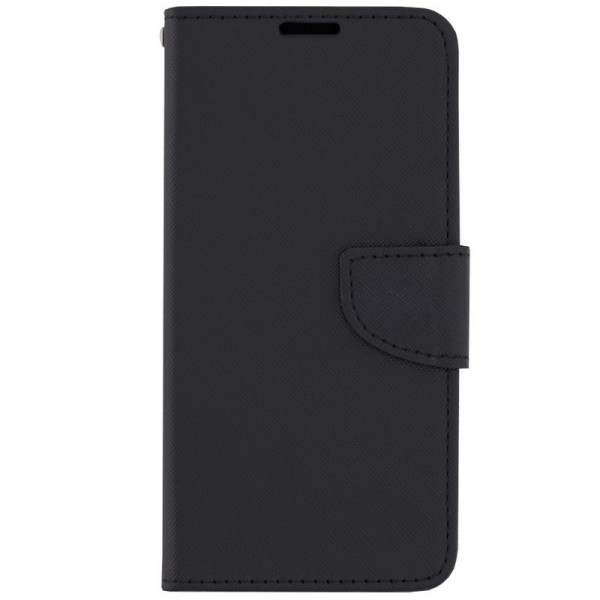 Husa Flip Carte Fancy Book Samsung Galaxy M51, Negru imagine itelmobile.ro 2021