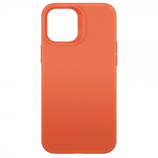Husa Premium Esr Cloud Antishock iPhone 12 / iPhone 12 Pro, Orange imagine itelmobile.ro 2021