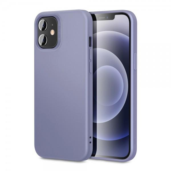 Husa Premium Esr Cloud Antishock iPhone 12 Mini, Gri imagine itelmobile.ro 2021