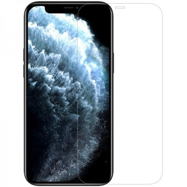 Folie Sticla Premium Nillkin Amazing H Pentru iPhone 12 Pro Max, Full Cover, Transparenta imagine itelmobile.ro 2021