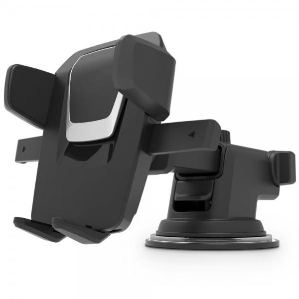 Suport Telefon Auto Pentru Bord Sau Parbriz Upzz Tech ,negru imagine itelmobile.ro 2021
