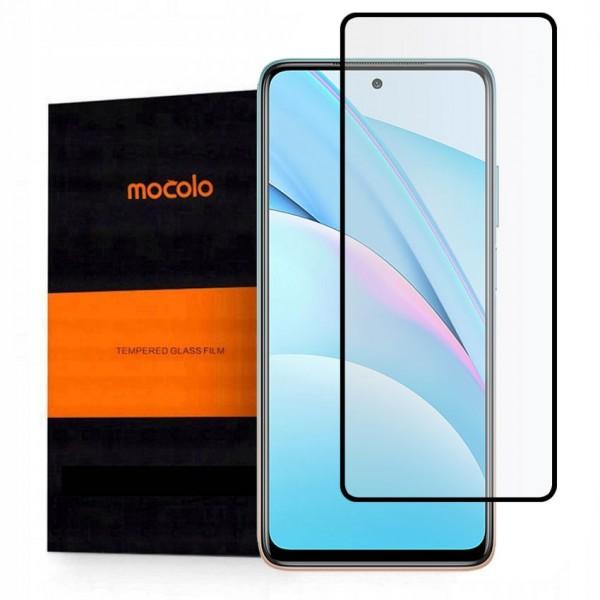 Folie Sticla Full Cover Full Glue Mocolo Xiaomi Mi 10t Lite ,cu Adeziv Pe Toata Suprafata Foliei Neagra imagine itelmobile.ro 2021