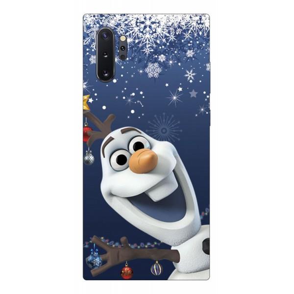 Husa Slim Silicon Upzz X-mass Print Samsung Galaxy Note 10 Plus Model Craciun 8 imagine itelmobile.ro 2021