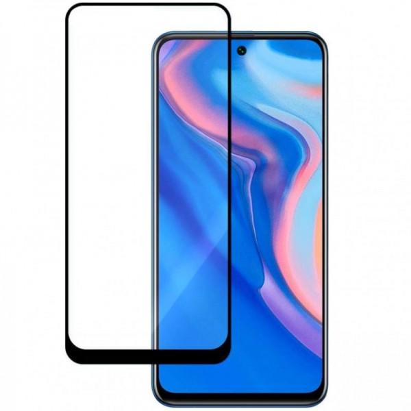 Folie 6d Full Cover Full Glue Upzz Pro Glass Huawei P Smart 2021, Cu Adeziv Pe Toata Suprafata Foliei Negru imagine itelmobile.ro 2021